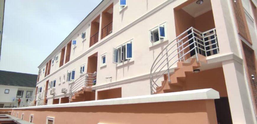 4 bedroom terrace duplex ensuite