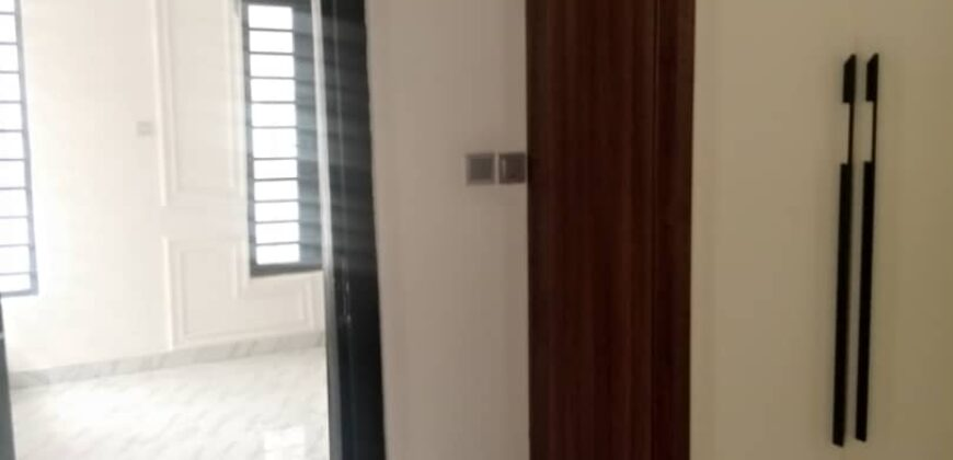 Brand new super luxurious 4 bedrooms duplex +BQ