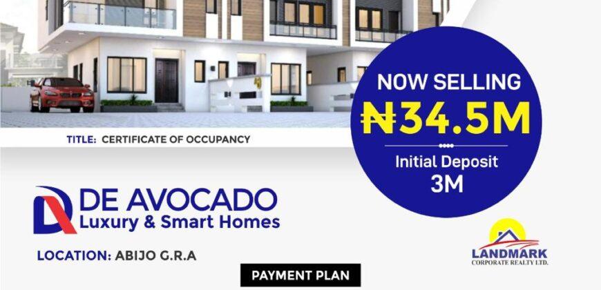 Smart 3 Bedroom Terrace Duplex with in BQ De Avocado Luxury