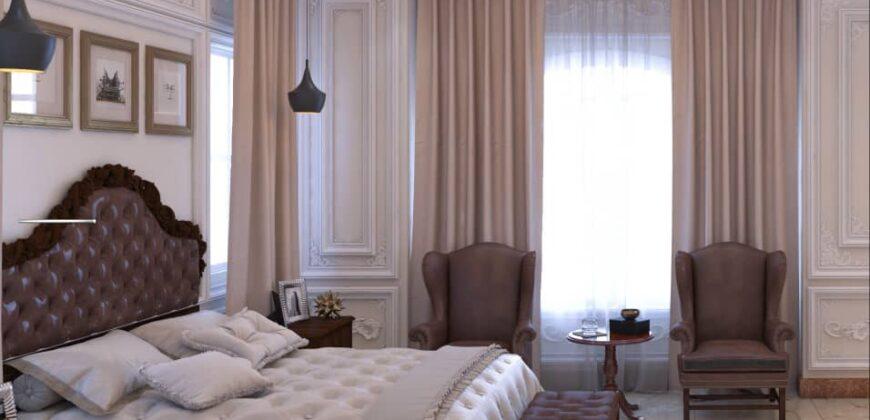 3bedroom Semi-Detached Duplex Castle + BQ