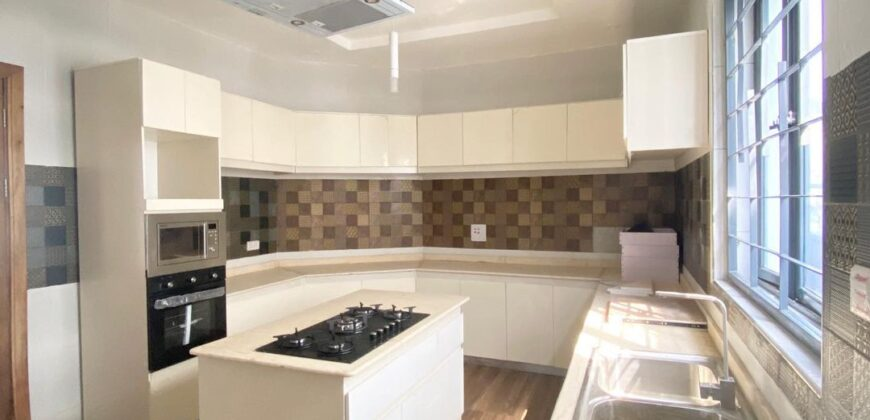 Well finished & super brand new 5bedrooms duplex + with BQ for sale