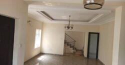 4bedroom semi detached duplex