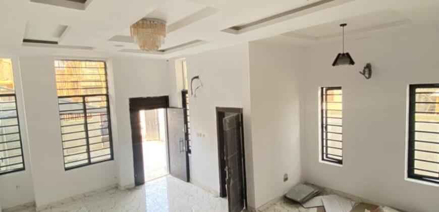 4 bedroom semi detached duplex