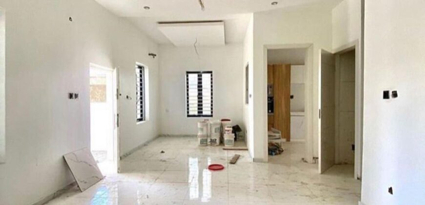 BEAUTIFULLY FINISHED 4 BEDROOM TERRACE DUPLEX