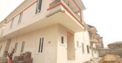 4 bedroom SEMIDETACHED duplex and a BQ for sale at agungi lekki lagos