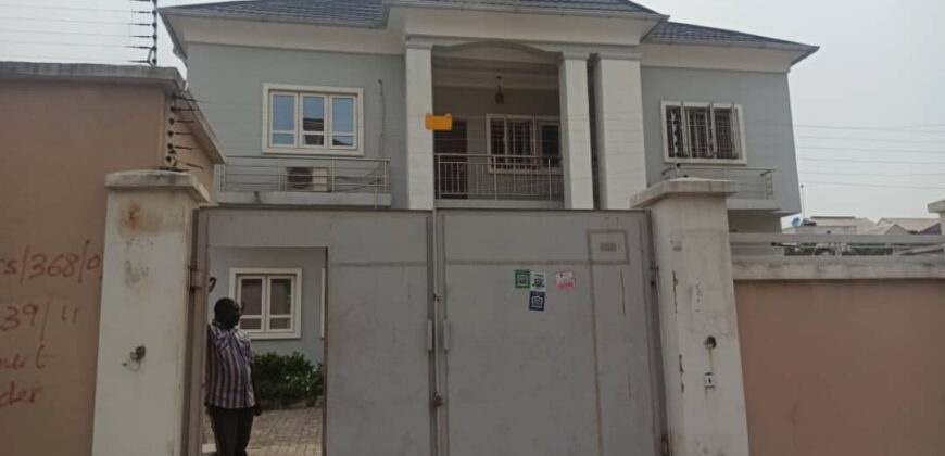 5 bedroom fully detached house with bq and a space for pool
