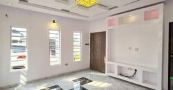 A Detailed Newly Built 4 bedrooms DETACHED BUNGALOW with 3 sitting rooms is available for sale