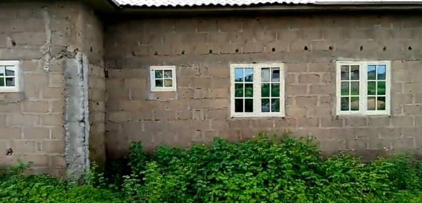 4 bedroom detached bungalow