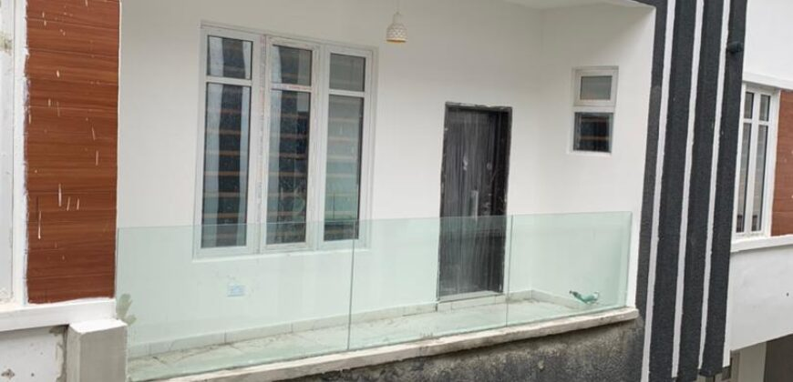 Luxury Built Fully Finished 4 Bedroom Duplex