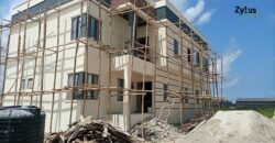 A DETAILED LUXURY 3 BEDROOM SEMI DETACHED DUPLEX WITH BQ