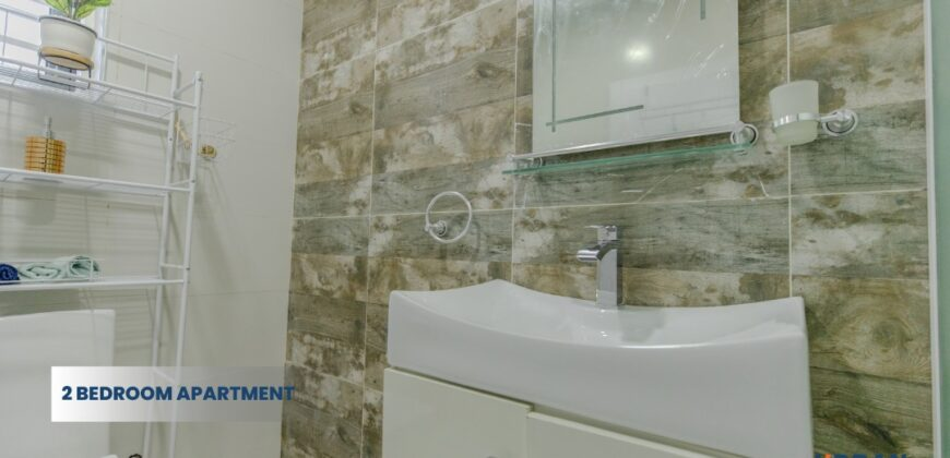 FURNISHED LUXURY 2 BEDROOM APARTMENTS