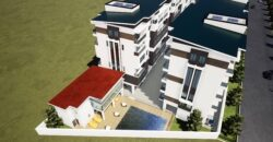 NEWLY BUILT ONE BEDROOM TERRACE At GLOOM HAVEN