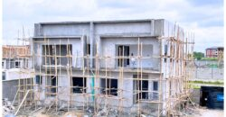 LUXURY 4 BEDROOM DETACHED DUPLEX WITH PENTHOUSE AND BQ