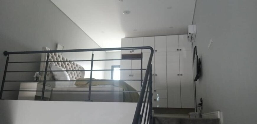 LUXURY AND FULLY FURNISHED 1 BEDROOM MAISONETTE