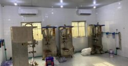 FULL FUNCTIONAL PURE WATER FACTORY ON A 500sqm Land