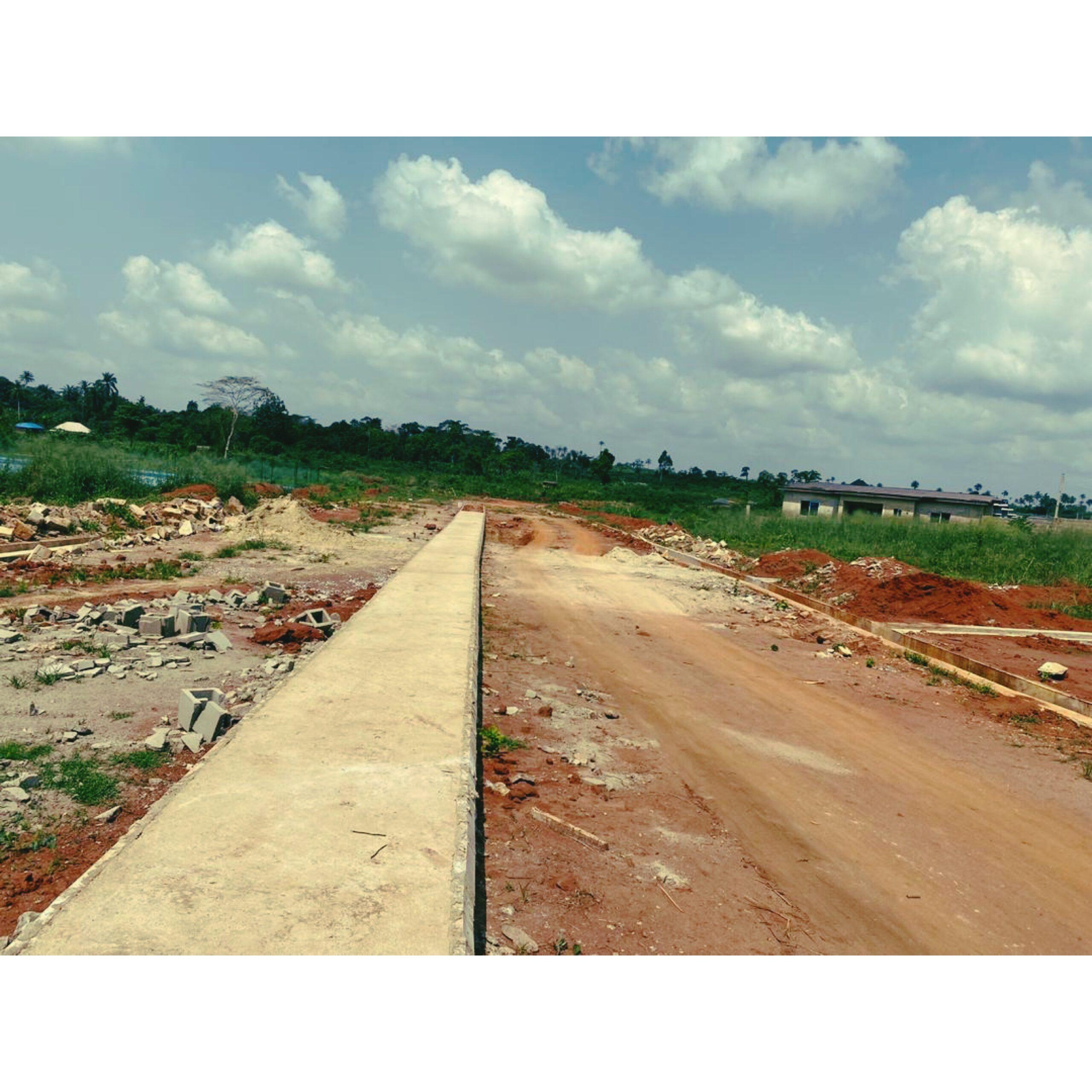 DRY LANDS IN QUEENS PARK ESTATE MOWE OFADA
