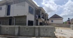 WELL FINISHED GRAND 4 BEDROOM TERRACE