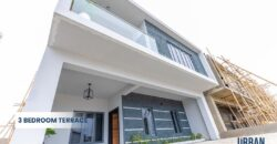 Exotically Furnished 3 Bedroom Terrace