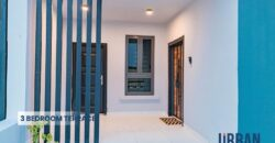 A DETAILED NEWLY BUILT AND EXOTICALLY FURNISHED FURNISHED 3 BEDROOM TERRACE