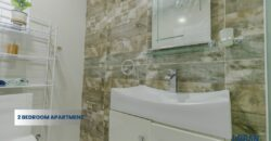 NEWLY BUILT AND FULLY FURNISHED 2 BEDROOM APARTMENTS