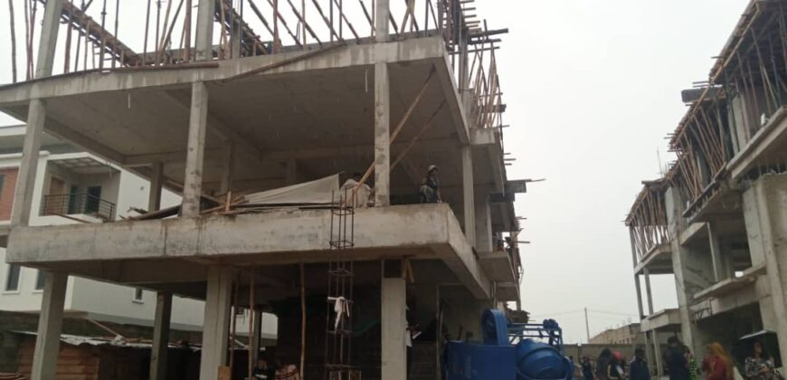 NEWLY BUILT 3 BEDROOM APARTMENTS WITH BQ PENTHOUSE