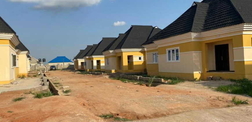 NEWLY BUILT 3 BEDROOM DETACHED BUNGALOW AT MOWE