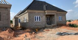 3 BEDROOM BUNGALOW INSIDE AN ESTATE IN ALAGBADO