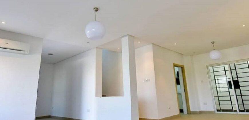Serviced 3bedroom terrace duplex ensuite with a bq