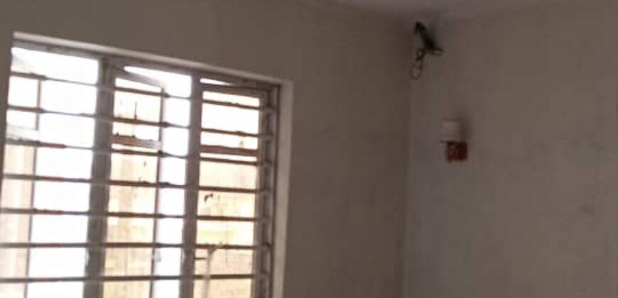 A serviced 4bedroom terrace duplex ensuite with a bq