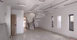 4bedroom semi detached duplex in a shared compound
