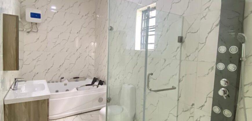 Beautiful fully detach 5bedroom in lekki phase 1