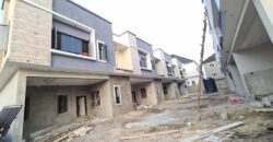 4bed terrace at cluster estate ikota