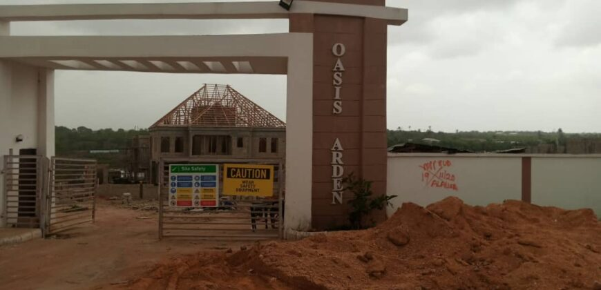 Prime Land in oasis garden epe