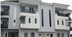 Well built to taste 4Bedroom spacious detached duplex with a room bq