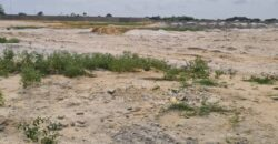 Land in GRACIAS MORGANITE estate before Eleko junction