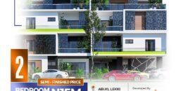 2 bedroom Apartment in THE PEARL RESIDENCES, ABIJO LEKKIIt