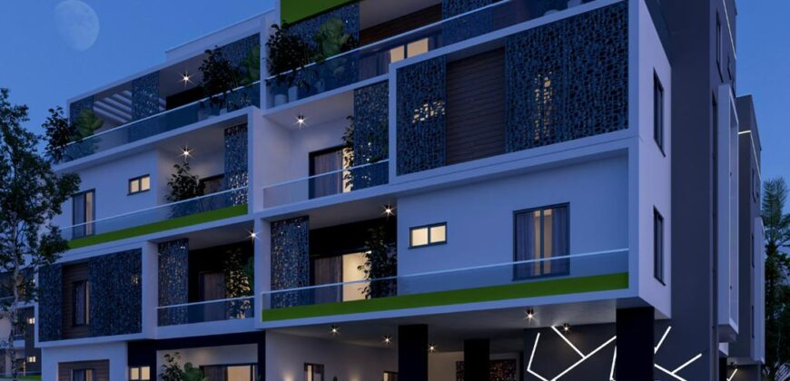 3 bedroom penthouse with bq and Cinema in THE PEARL RESIDENCES, ABIJO LEKKI