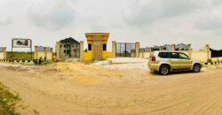 Plots of land at EDGE VILLA ESTATE ELEKO