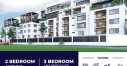 2 Bedroom Apartment at camber wall court Estate Ikate Lekki