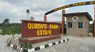 DISCOUNTED DRY LANDS IN QUEEN'S PARK ESTATE 2