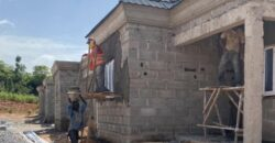 LUXURY TWO BEDROOM BUNGALOW IN TREASURE HILLTOP ESTATE, ALAGBADO