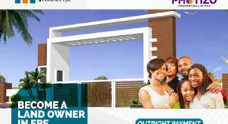 500sqm LANDS IN HAVEN CITY EPE