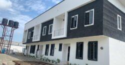 LUXURY 4 BEDROOM CROWN TERRACES IN VINTAGE ESTATE, SANGOTEDO