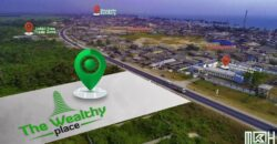 600sqm COMMERCIAL LANDS AT THE WEALTHY PLACE