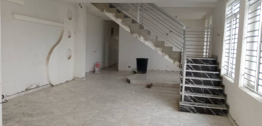 A DETAILED 4 BEDROOM SEMI DETACHED DUPLEX WITH BQ IN AMITY ESTATE