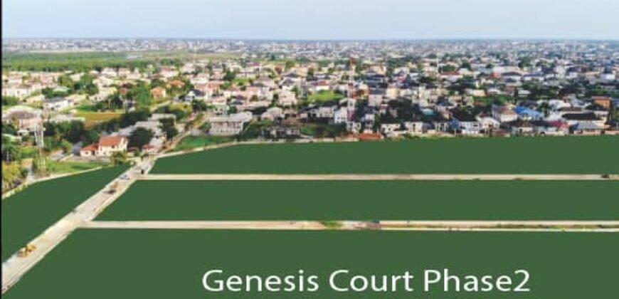PLOTS OF LAND IN GENESIS COURT PHASE II