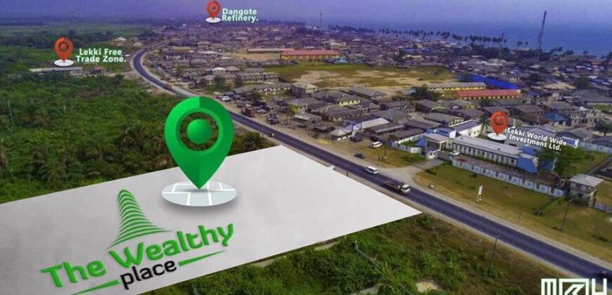 FAST APPRECIATING COMMERCIAL LANDS IN THE WEALTHY PLACE, FREE TRADE ZONE