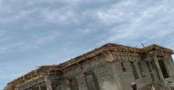 ROYALLY DESIGNED 3 BEDROOM DETACHED CASTLE BUNGALOW WITH BQ AT LEKKI-AJAH