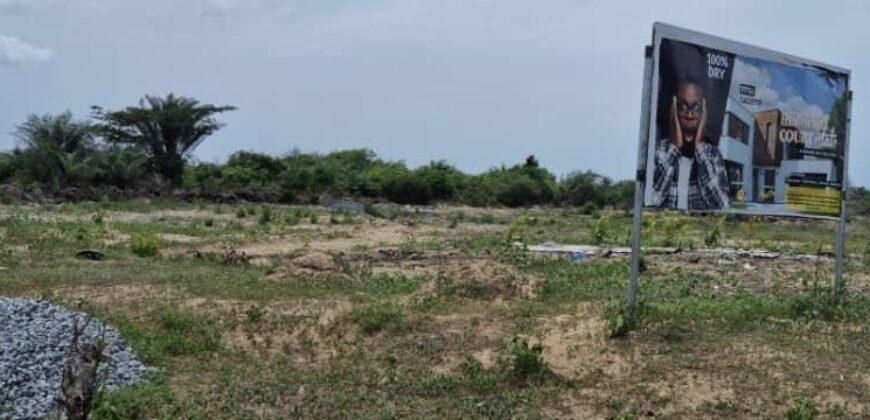 600SQM DRY LANDS IN AMARI GARDENS, Bogije-Lakowe, Lekki