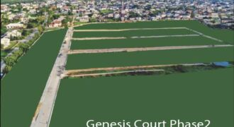 500SQM LANDS IN GENESIS COURT PHASE 2, Ajah